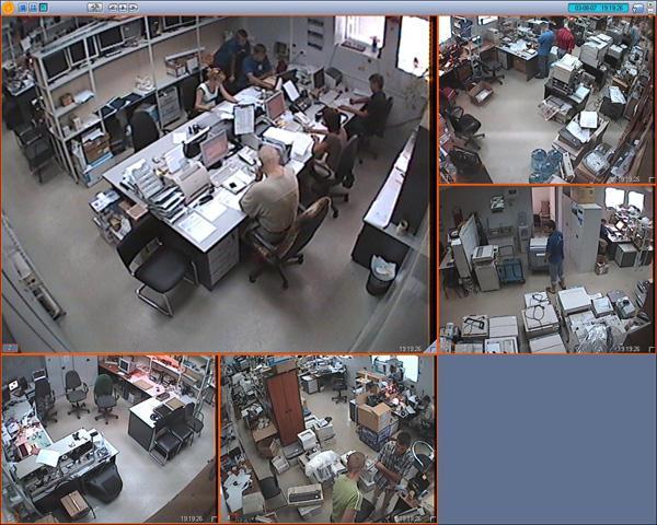 Монтаж и обслуживание контроля доступа и видеонаблюдения